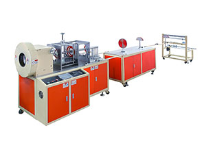 FJL-200YT Automatic Cylinder Side Sealing Machine
